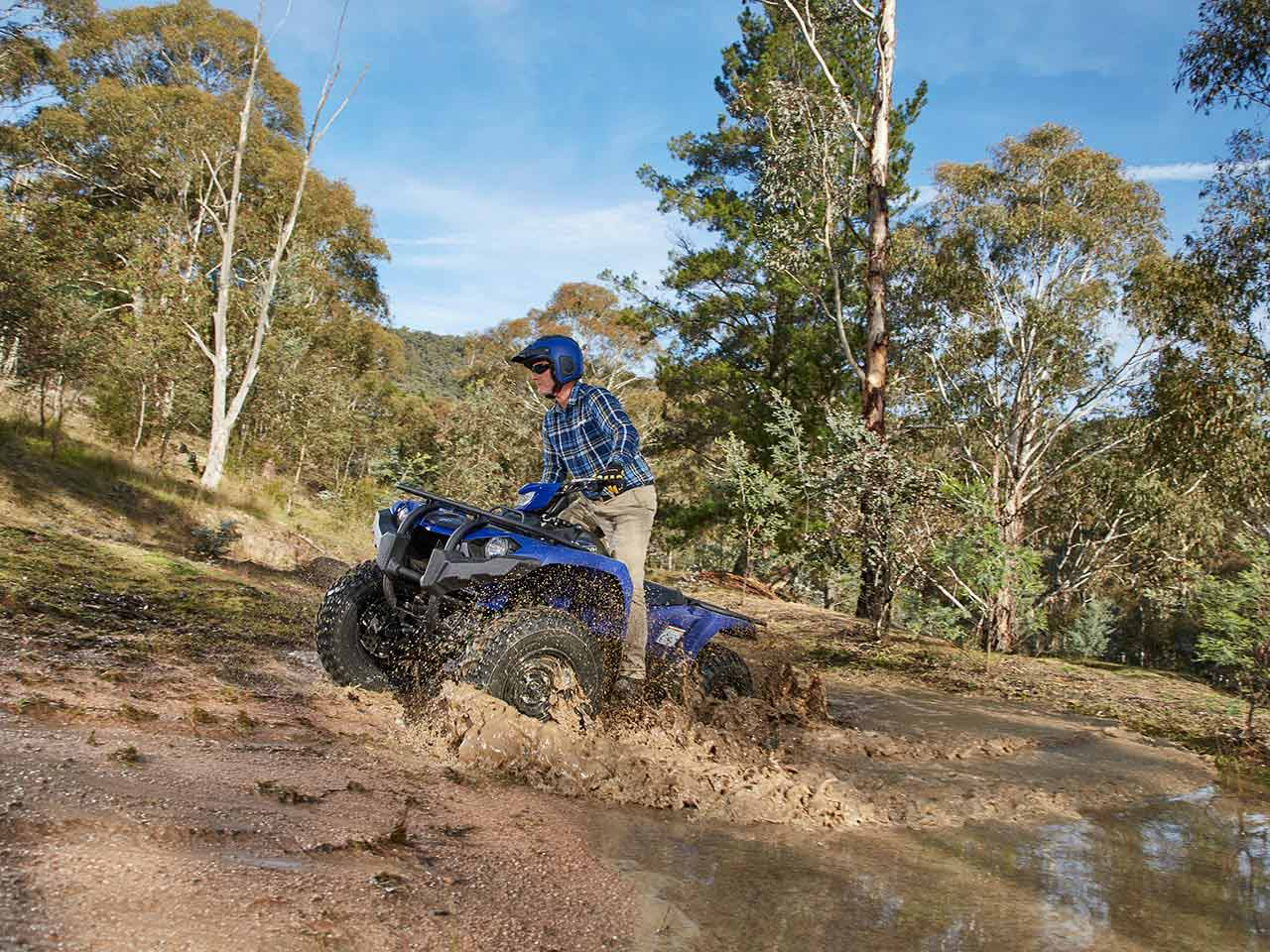 2020 Yamaha Kodiak 450 EPS Gallery 1